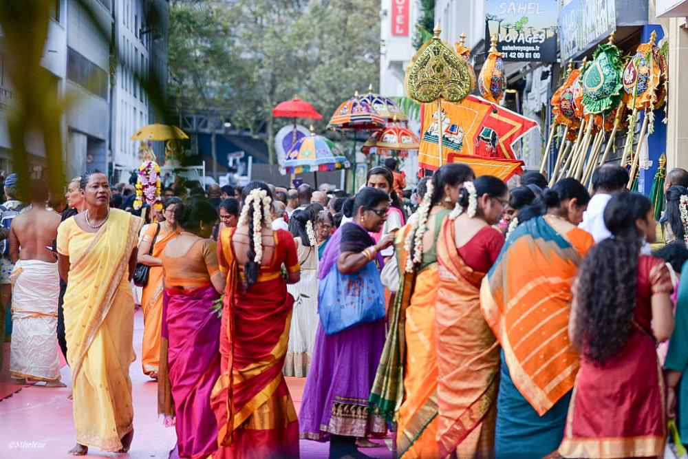 Fête de Ganesh