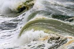 Rouleaux de vagues