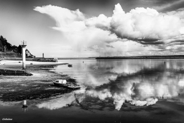 Le port du Légué