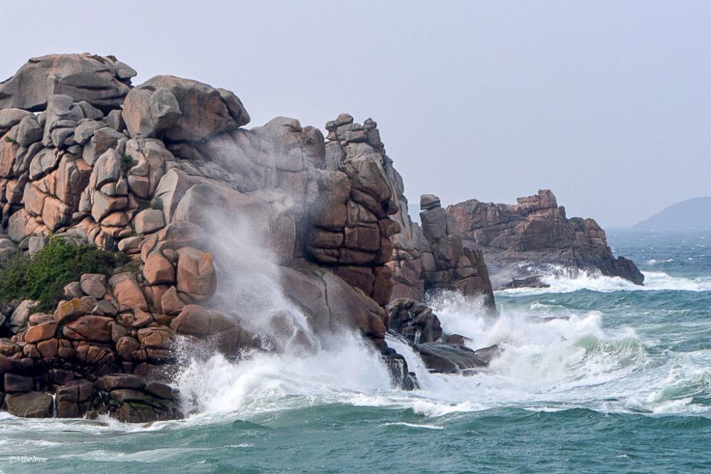 Les rochers de Ploumanach