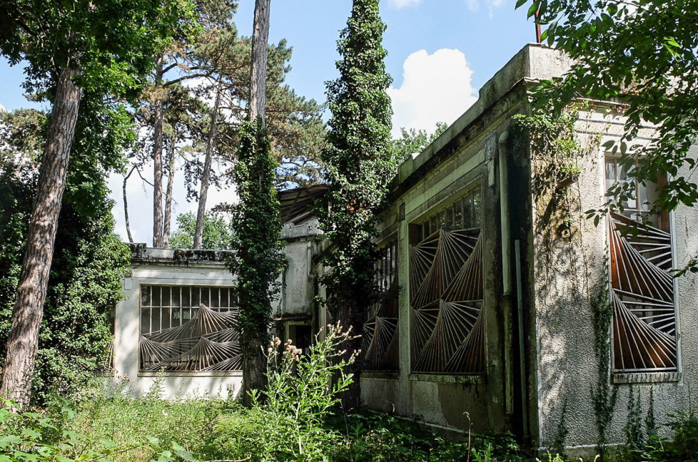 Pavillon du Jardin