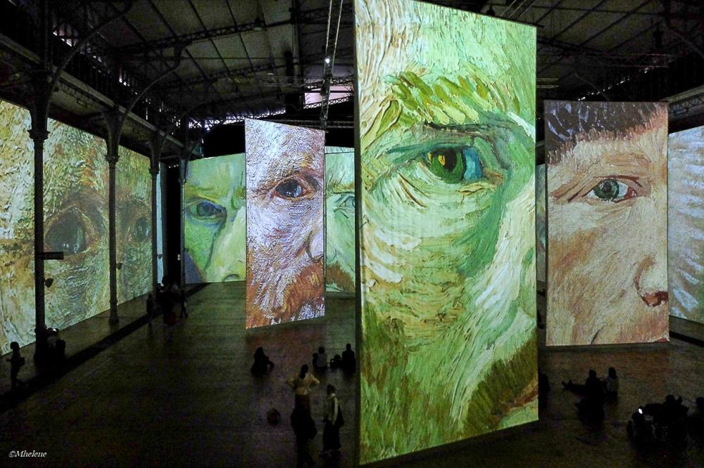 """ Imagine Van Gogh "" -4"