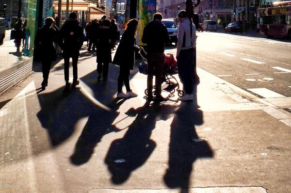 Soleil sur l'Avenue