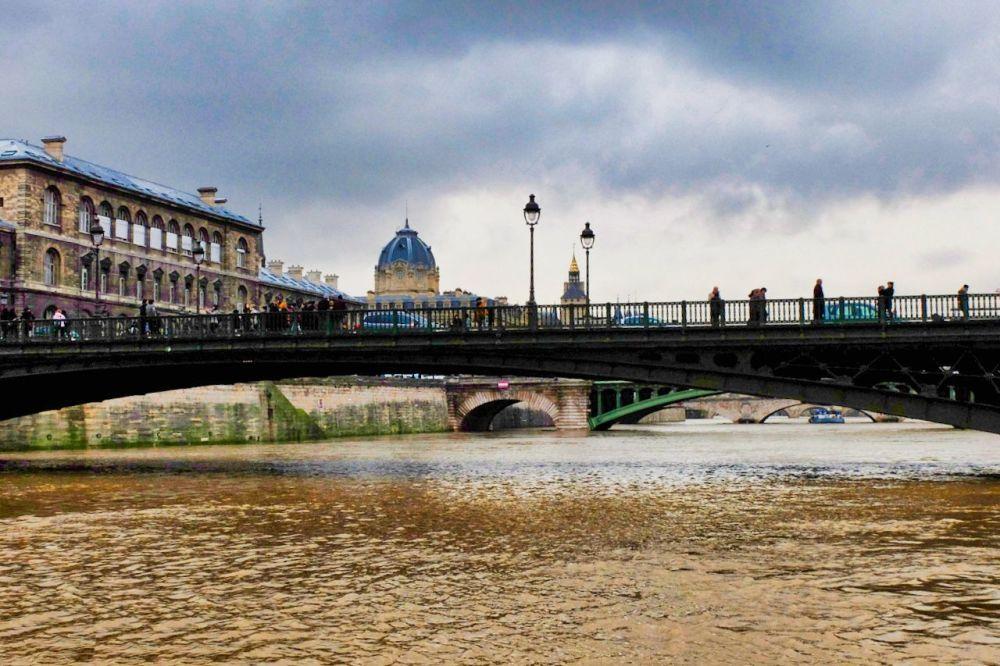 La Seine monte