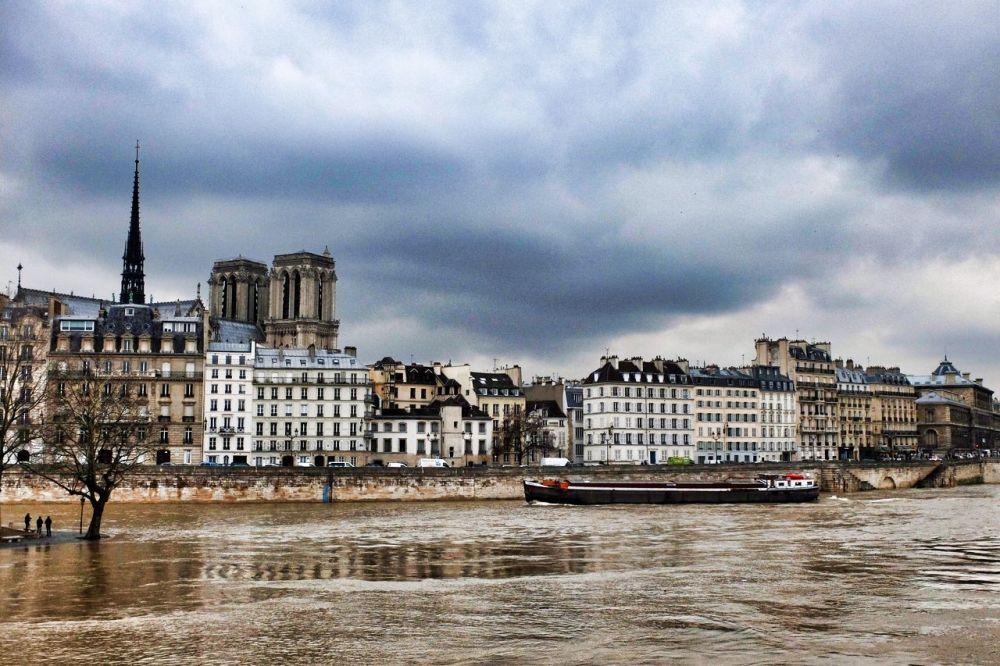 La Seine monte - 2