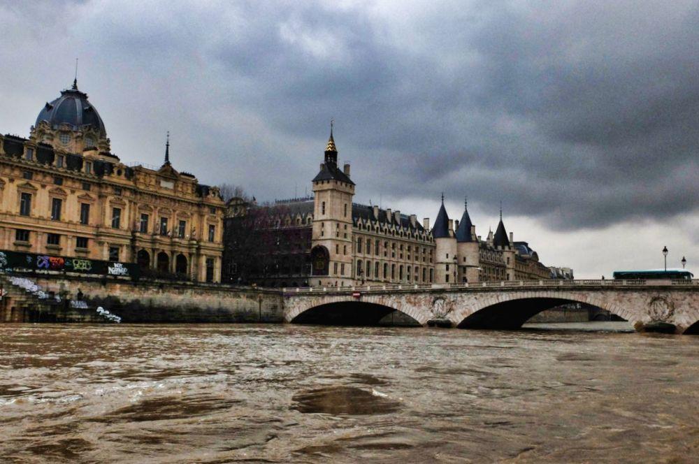 La Seine monte - 3