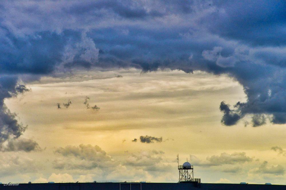 Dans les nuages -2