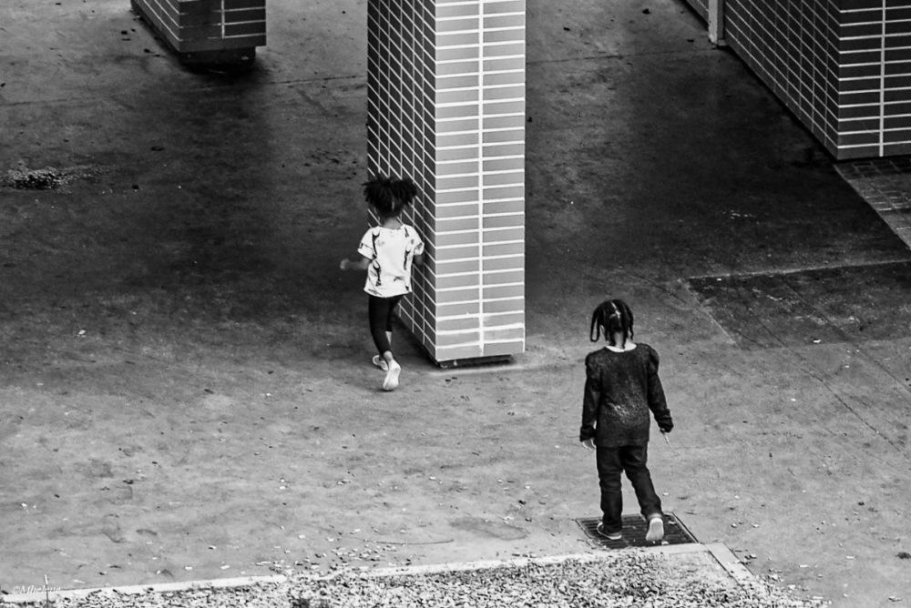 Deux enfants