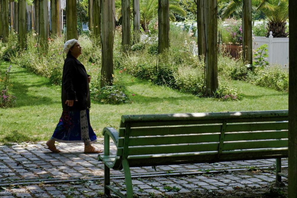 Promenade au Parc de Bercy