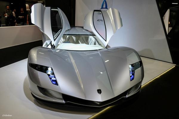 Au Mondial de l'Auto -2