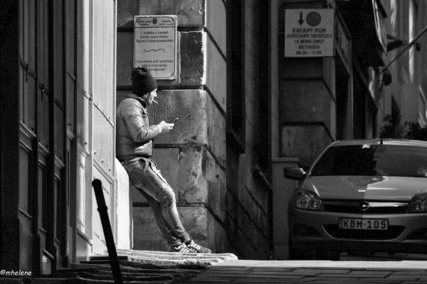 Les rues de Valletta