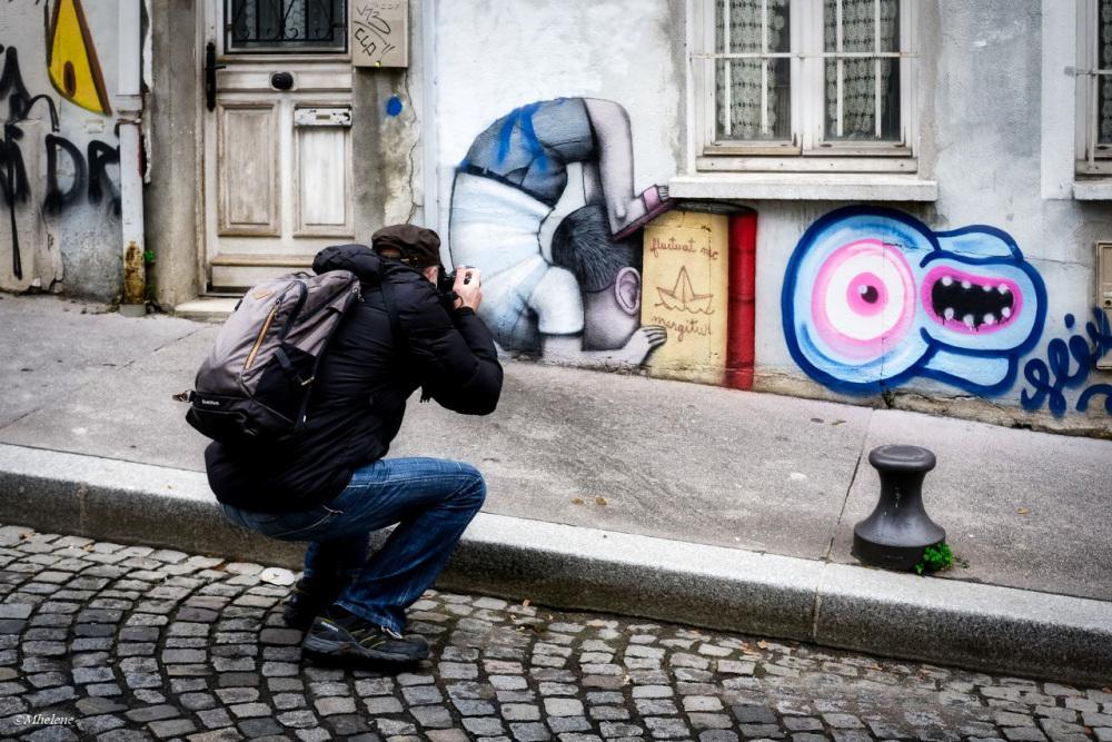 Street ( - art ) Photo