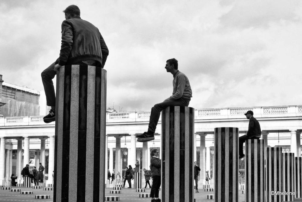 Les colonnes de Buren - 2