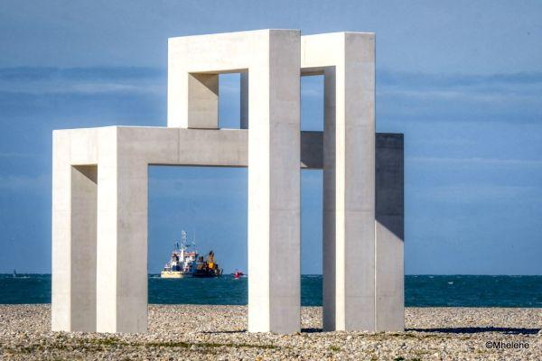 Porte Océane des 500 ans du Havre
