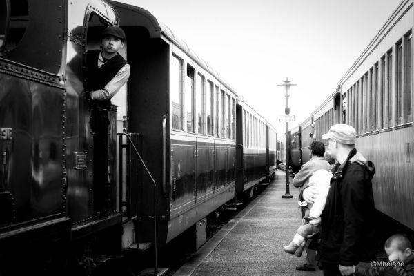 Le train de la Baie  4