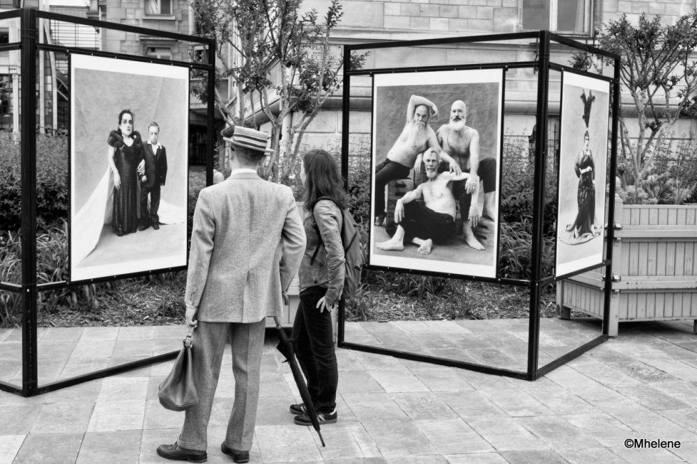 Exposition de Vincent Perez