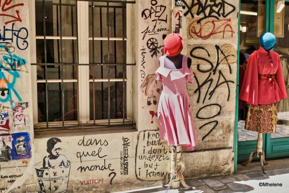 Les mannequins du Marais - 2