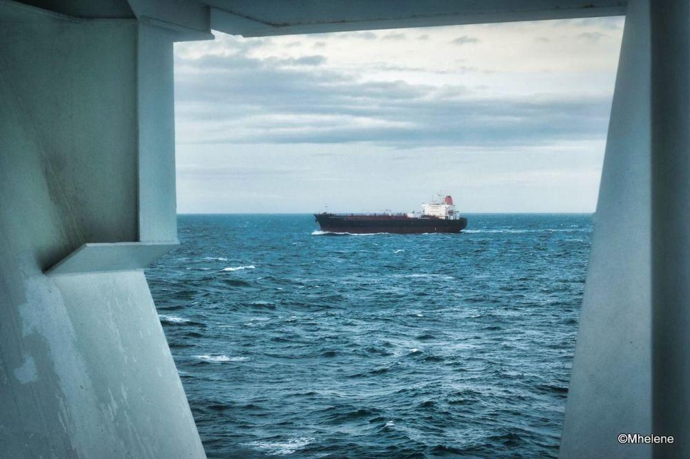 A bord d'un cargo -8