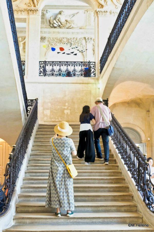 Au musée  Picasso