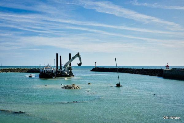 Un nouveau port pour la Cotinière