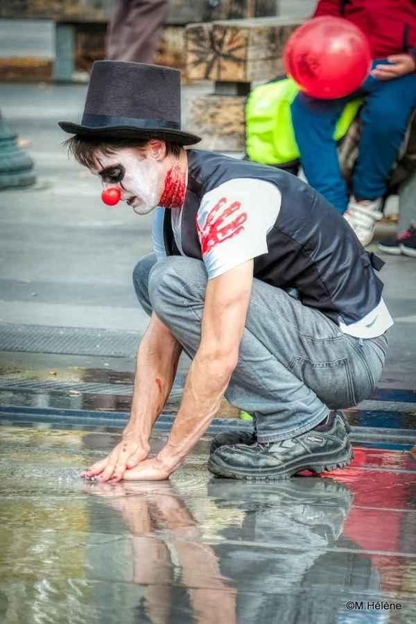 Zombie's Clown