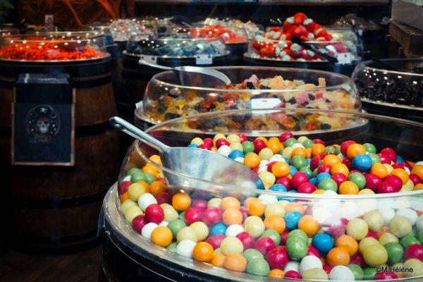 Chaudrons de Bonbons