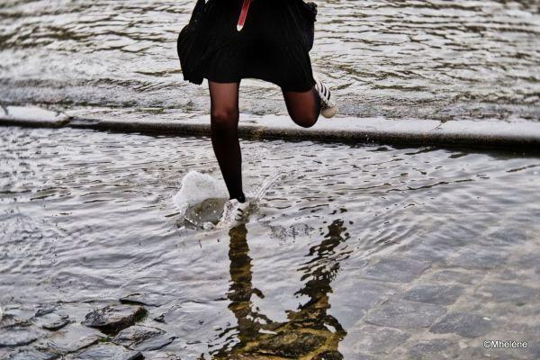 La Seine déborde