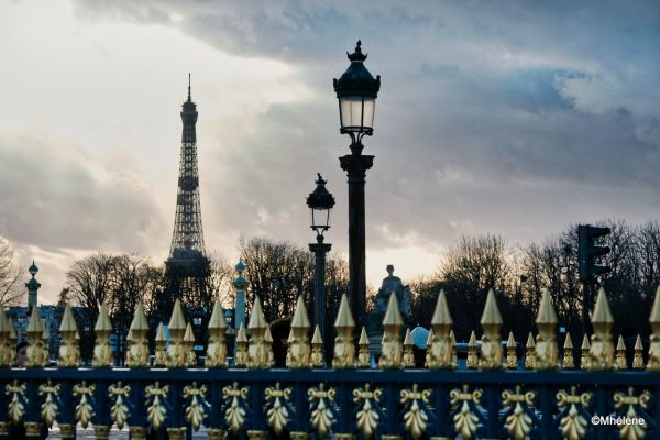 Soirée parisienne