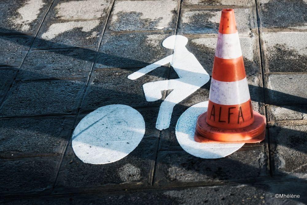 Silly Bike Path