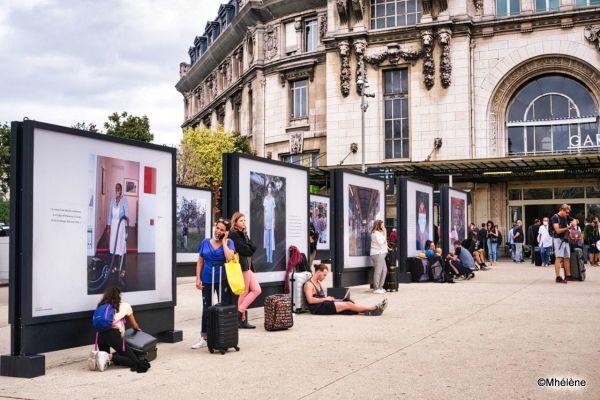 """""""Arles à Paris """""""