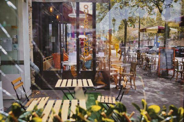 Terrasses parisiennes