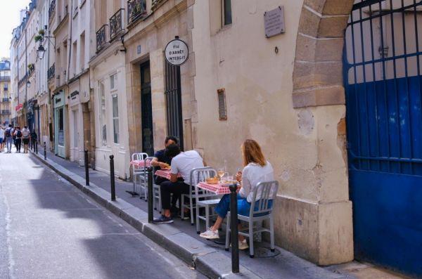 Terrasses parisiennes - 4