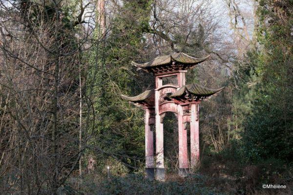 La porte chinoise