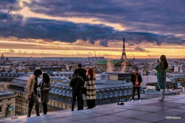 Janvier à Paris