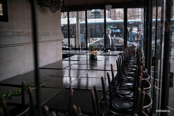Les cafés fermés -3