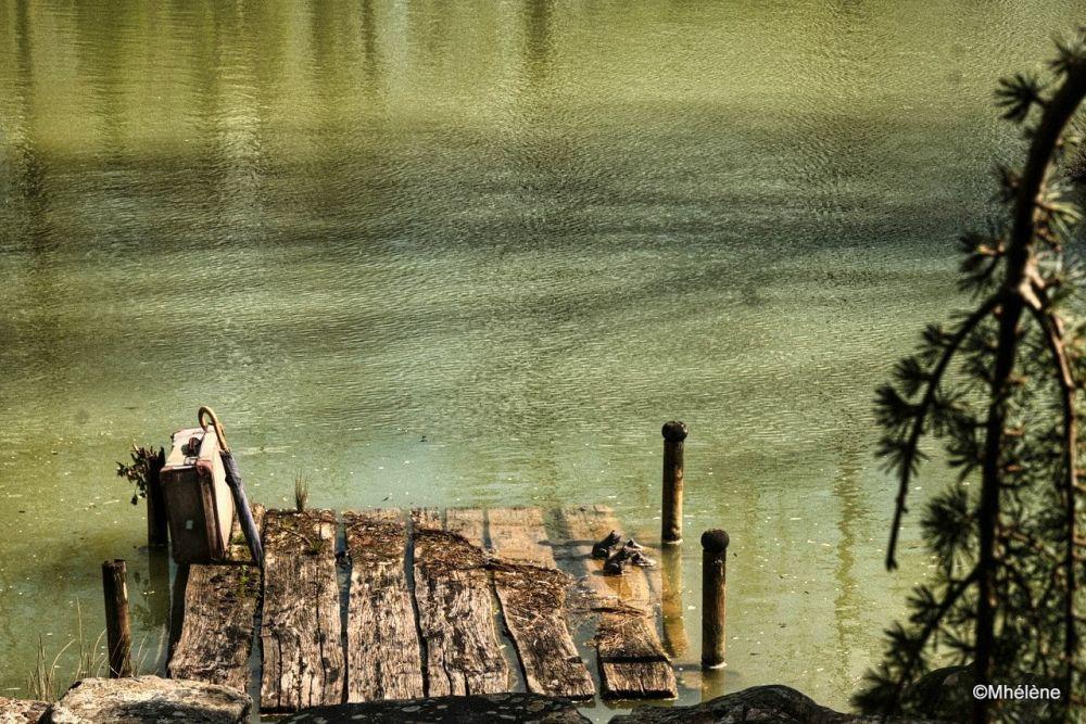 Le vieil embarcadère