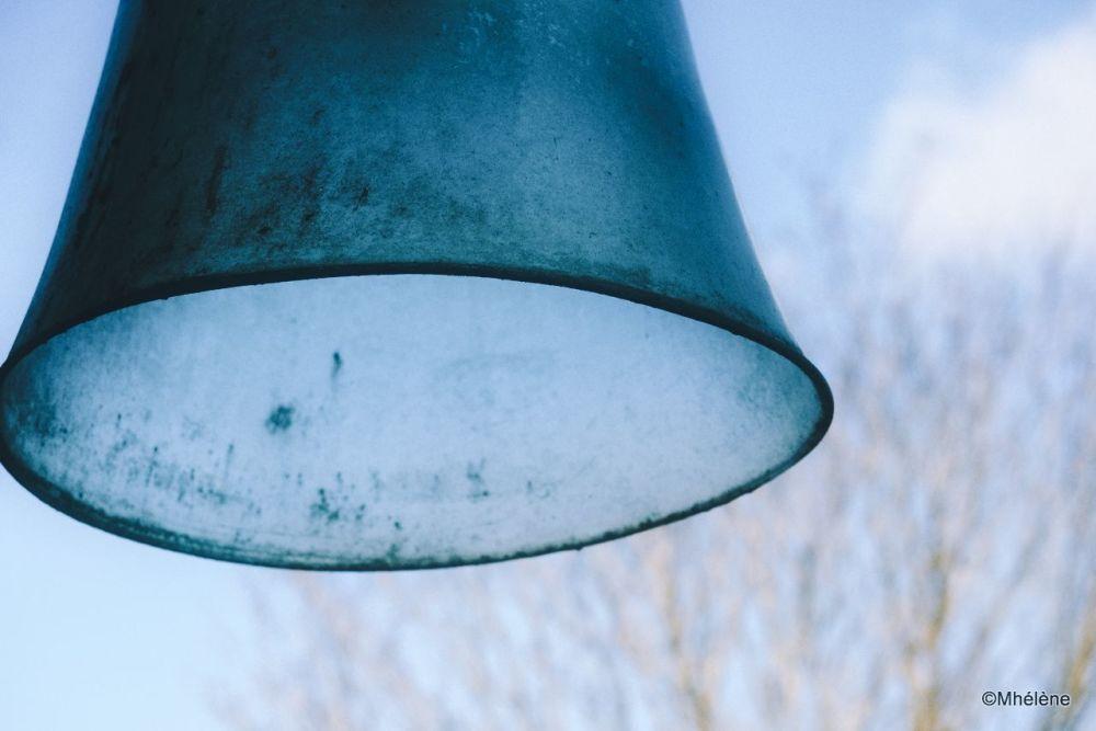 La lampe bleue