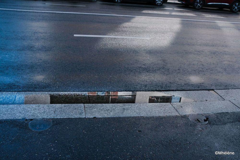 Les images des bords de rue