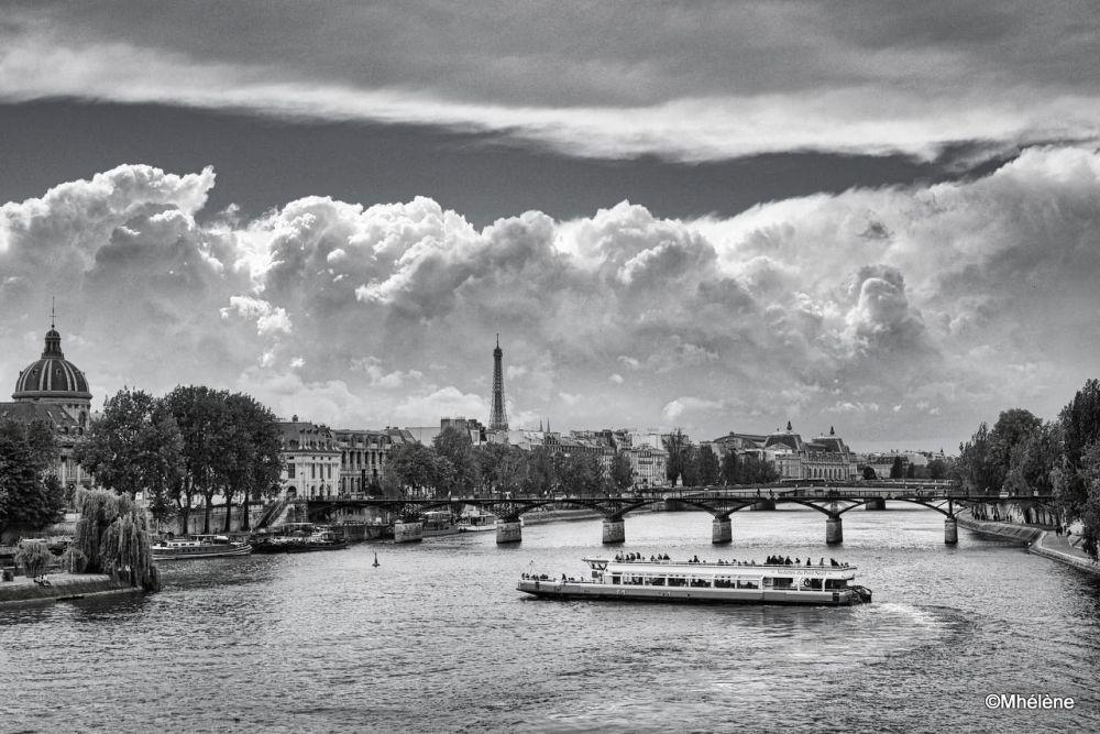 Le retour des croisières sur la Seine