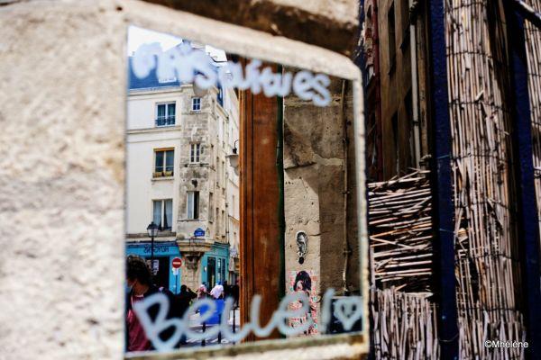 Paris oui tu es belle