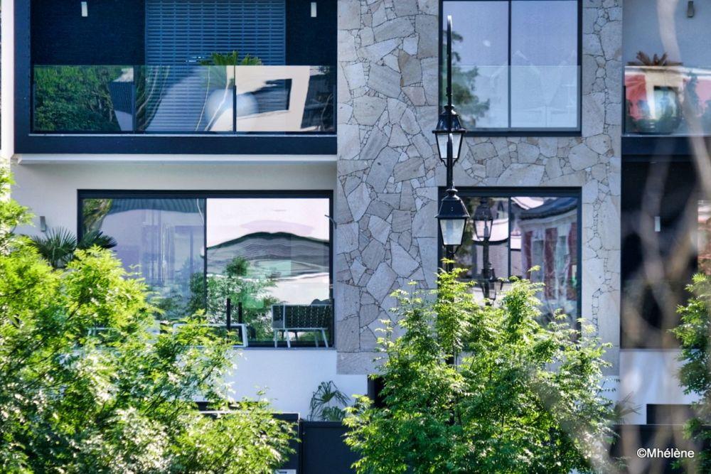 Les paysages des fenêtres