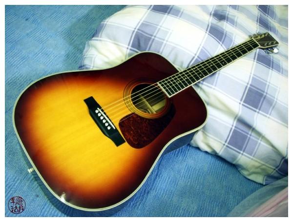 so i bought a guitar