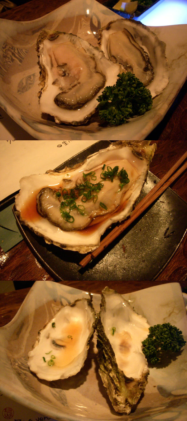 oysters of deliciousness
