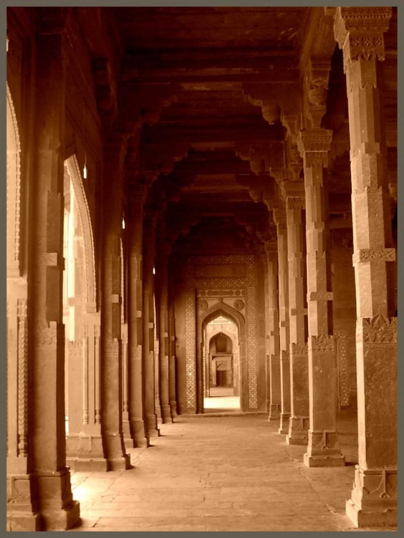 Fatehpur Sikri Architectural Wonder