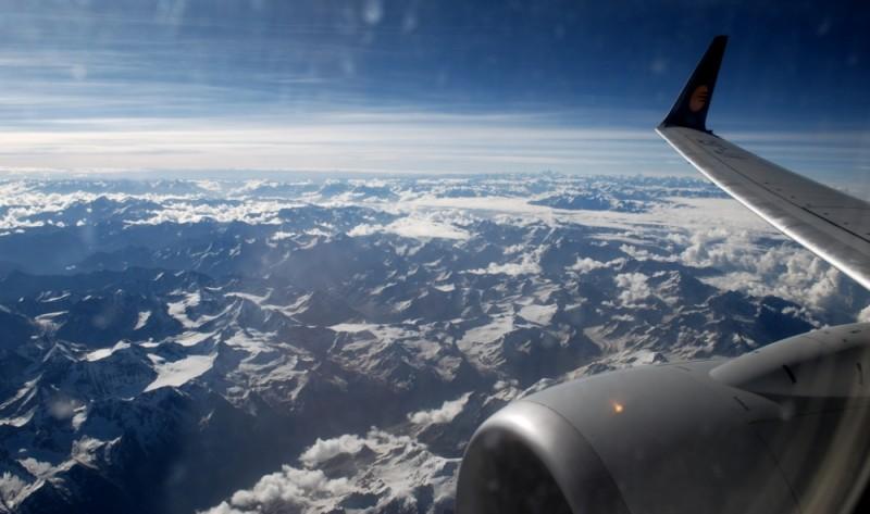 Above Himalaya's