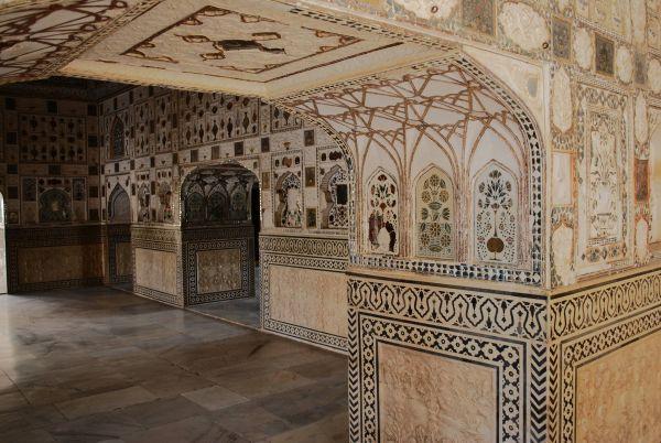 Diwan-e-Khaas - Amber Palace, Jaipur