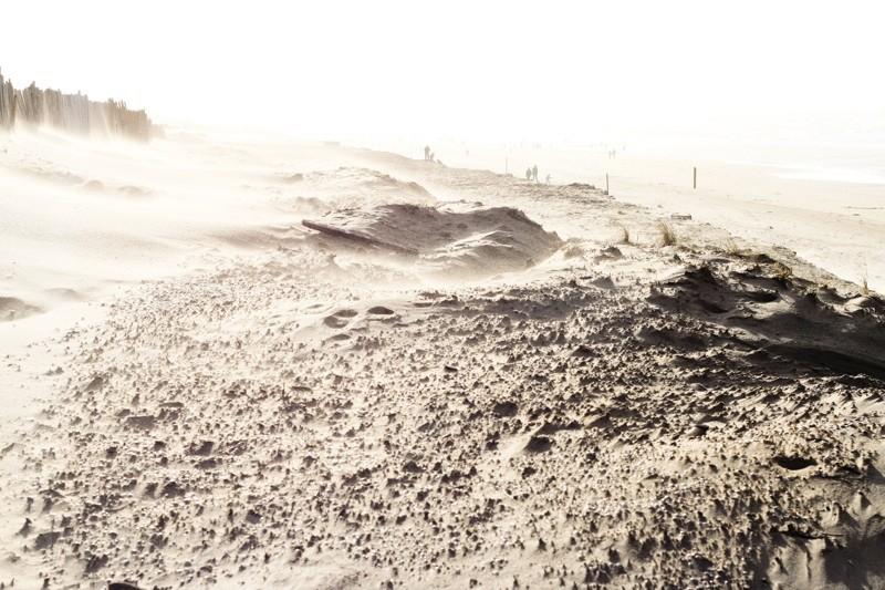 Beach at Scheveningen, Holland