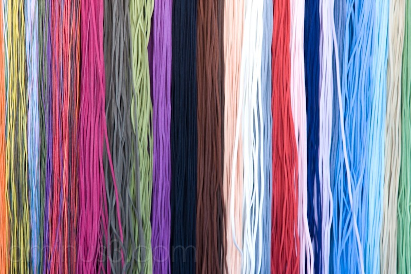 String, Rope, Color, Rainbow