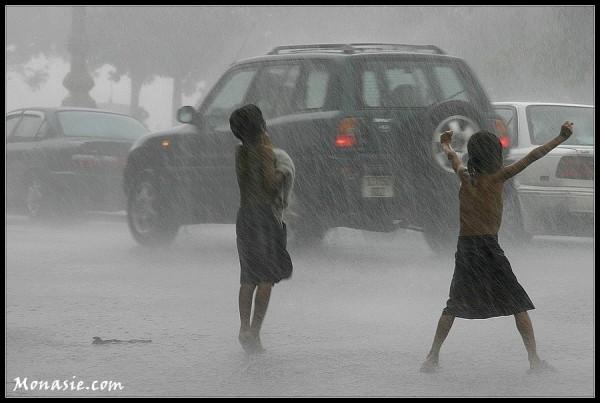 Hard Raining (phnom Penh)