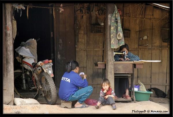 (3/6)Hmong In Doi Suthep (Chiang Mai, Thailand)